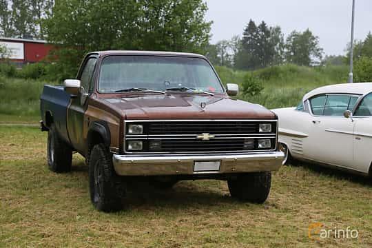 Chevrolet C/K 3rd Generation 1st Facelift