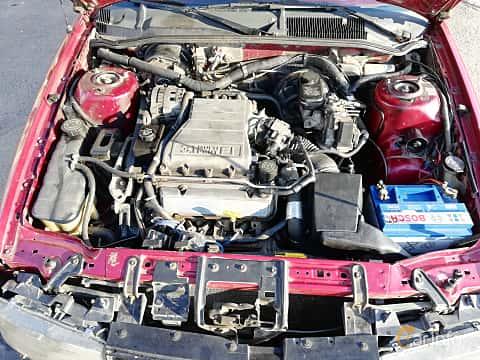 Motorutrymme av Chevrolet Corsica Sedan 3.1 V6 Automatic, 142ps, 1993