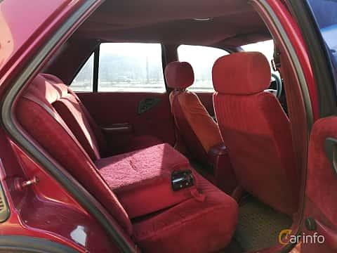 Interiör av Chevrolet Corsica Sedan 3.1 V6 Automatic, 142ps, 1993