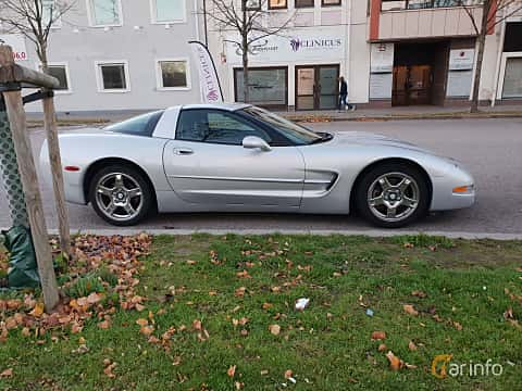 Sida av Chevrolet Corvette 5.7 V8 Manual, 350ps, 1998