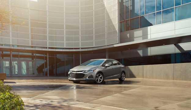Front/Side  of Chevrolet Cruze Sedan 2019