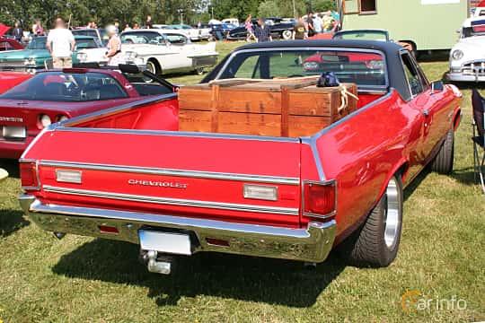 Images Of A Chevrolet El Camino Custom 5 7 V8 Hydra Matic