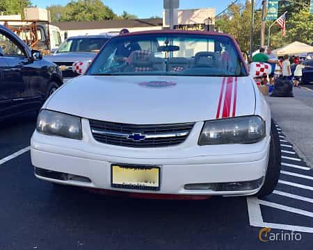 Fram av Chevrolet Impala 3.4 V6 Automatic, 182ps, 2002