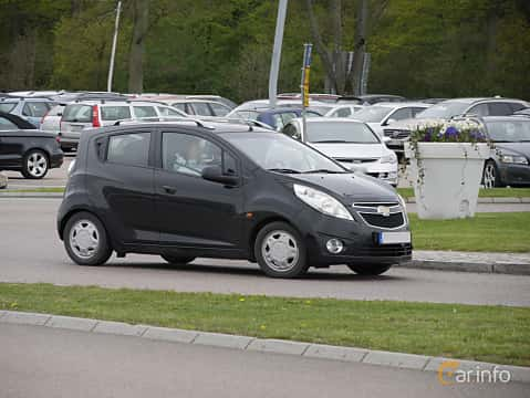 chevrolet spark 2012 owners manual