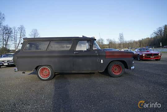 Chevrolet suburban for 10 door suburban