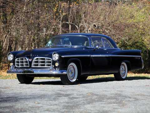 Front/Side  of Chrysler 300B 1956