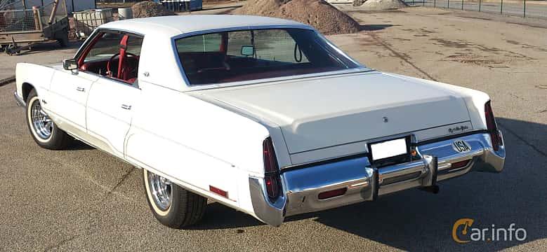 Bak/Sida av Chrysler New Yorker 4-door Hardtop 7.2 V8 TorqueFlite, 198ps, 1978