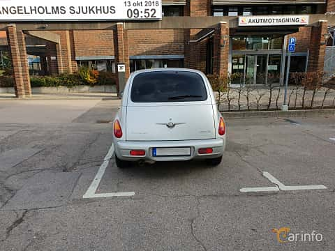 Bak av Chrysler PT Cruiser 2.0 Manual, 141ps, 2003