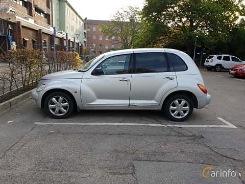 Sida av Chrysler PT Cruiser 2.0 Manual, 141ps, 2003