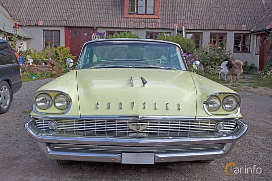 Fram av Chrysler Saratoga 5.8 Automatic, 314ps, 1958