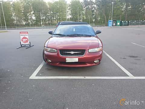 Fram av Chrysler Stratus Convertible 2.5 V6 Automatic, 163ps, 1999