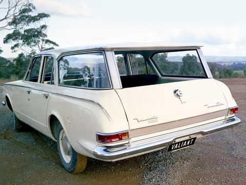 Chrysler Valiant Wagon