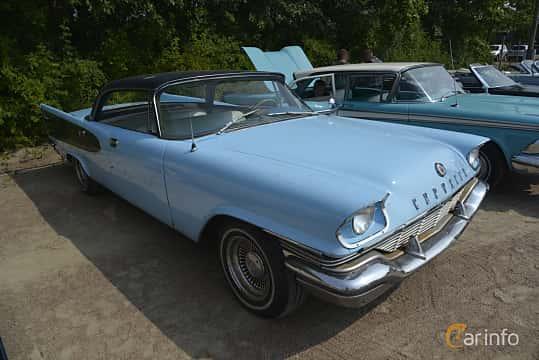 Chrysler windsor 4 d rrar hardtop 5 8 v8 torqueflite for 1957 chrysler windsor 2 door hardtop