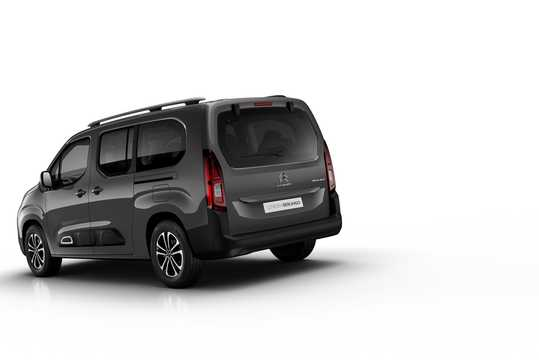 Back/Side of Citroën Berlingo Multispace 2018