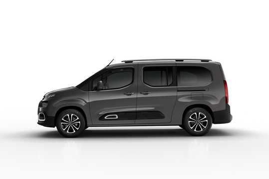 Side  of Citroën Berlingo Multispace 2018