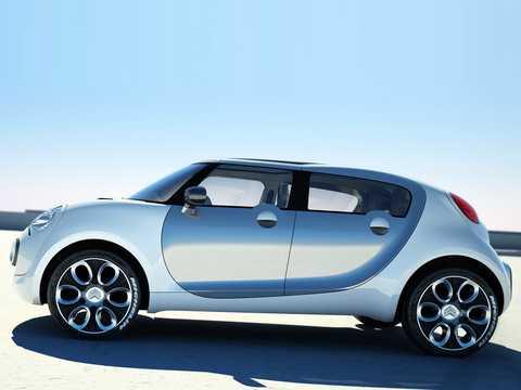 Side  of Citroën C-Cactus Concept Concept, 2007