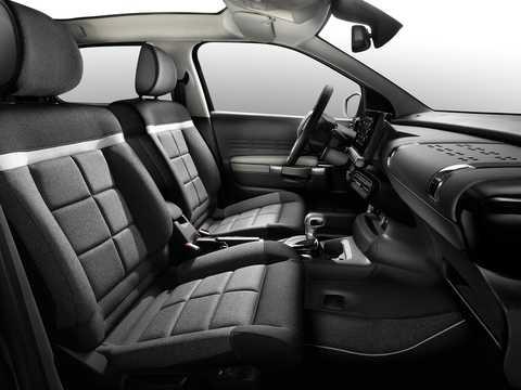 Interior of Citroën C4 Cactus 2018