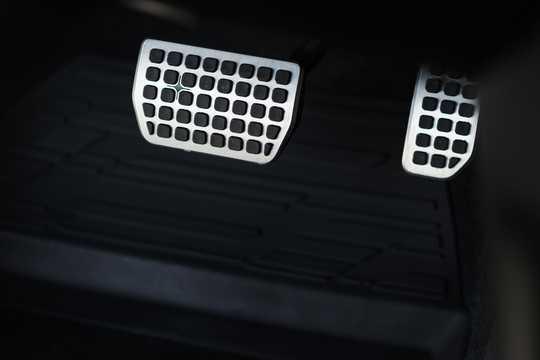 Närbild av Volvo V60 2nd Generation