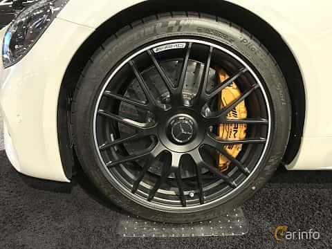 Närbild av Mercedes-Benz AMG GT C  AMG Speedshift DCT, 557ps, 2019