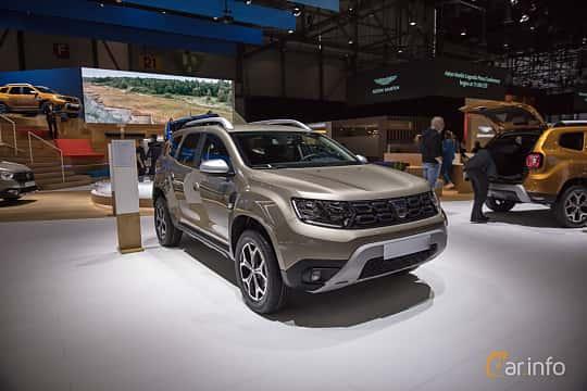 Dacia Duster 2018 2nd Generation