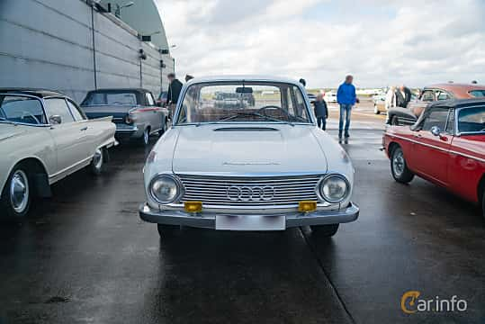 Front  of DKW F102 2-door 1.2 Manual, 60ps, 1965 at Fly ´n´ Ride 2018