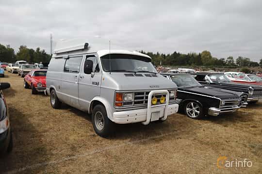 Dodge Ram Van 2nd Generation