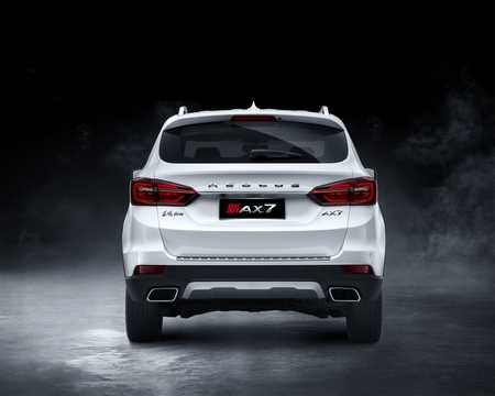 Back of Dongfeng AX7 2017
