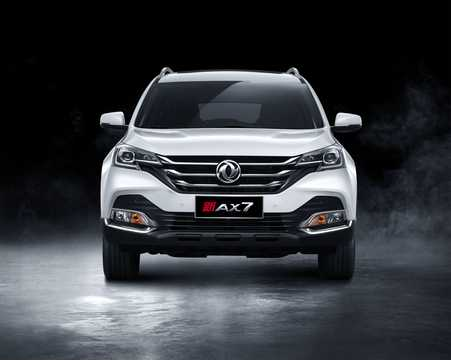 Front  of Dongfeng AX7 2017
