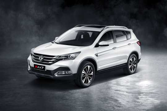 Front/Side  of Dongfeng AX7 2017