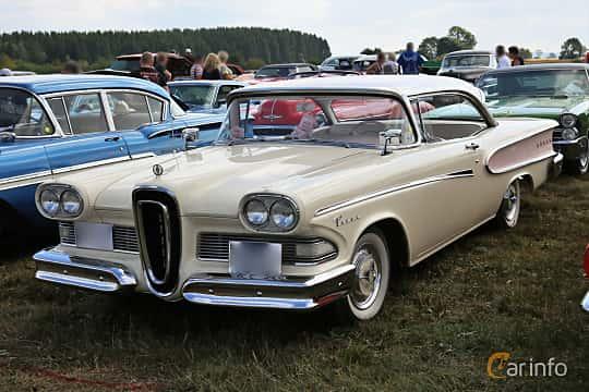 1958 Edsel Citation 2 door Convertible (76B) | Edsel, Edsel