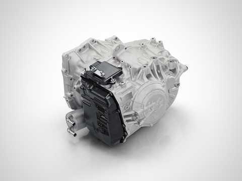 Motorutrymme av Volvo V60 2nd Generation