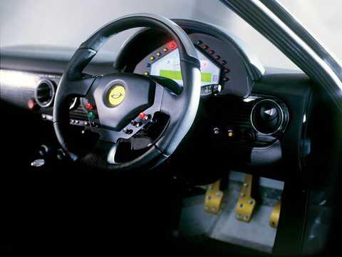 Interior of Farboud GTS 3.0 V6 Manual, 279hp, 2005