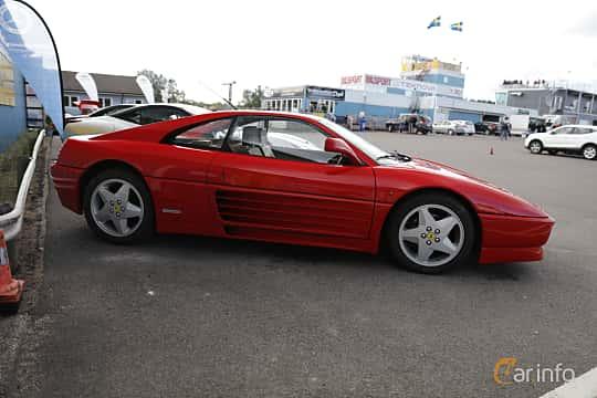 Ferrari 348 F119 1989 1995