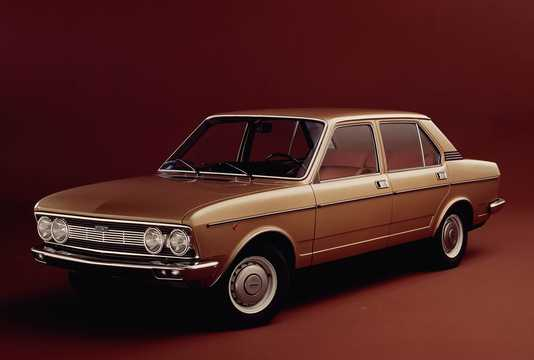 Front/Side  of Fiat 132 1974