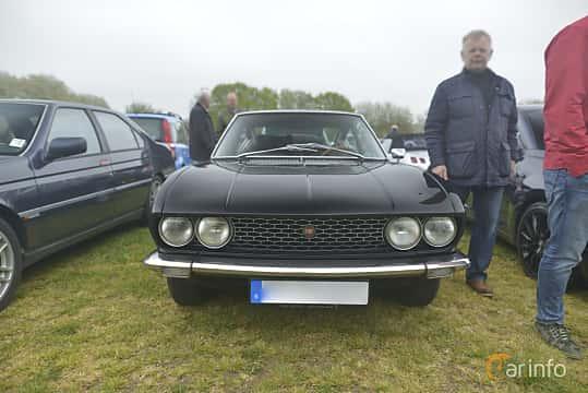 Fram av Fiat Dino Coupé 2.0 V6 Manual, 160ps, 1968 på Italienska Fordonsträffen - Krapperup 2019
