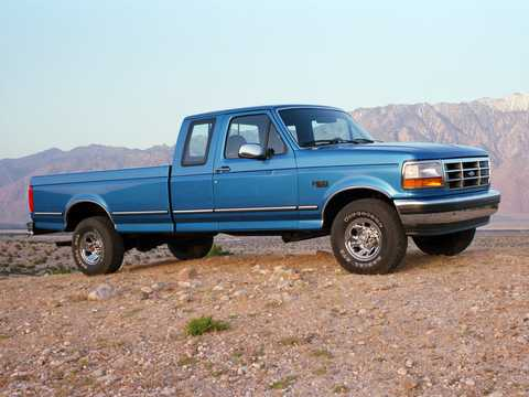 ford f series ninth generation