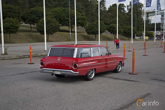 Ford Falcon 2-door Station Wagon