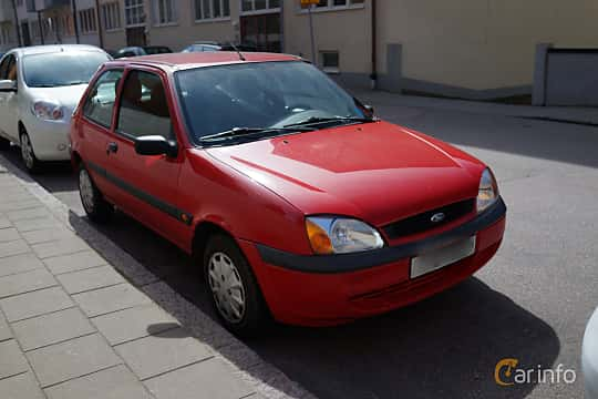 User Images Of Ford Fiesta 3 Door Mk5 Mk4 Facelift