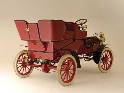 Bak/Sida av Ford Model A Tonneau 1.65 Manuell, 8hk, 1903