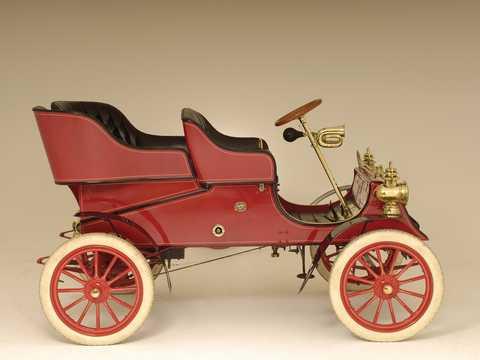 Sida av Ford Model A Tonneau 1.65 Manuell, 8hk, 1903