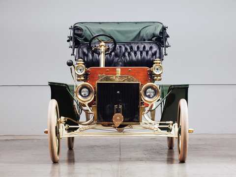 Front  of Ford Model R 2.4 Manual, 15hp, 1907