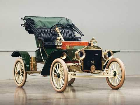 Front/Side  of Ford Model R 2.4 Manual, 15hp, 1907