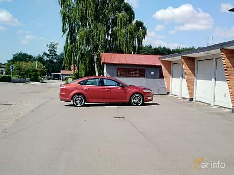 Ford Mondeo Hatchback BA7