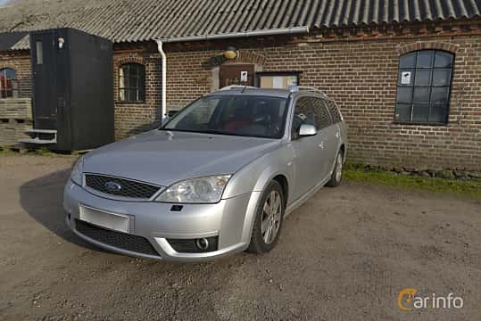 Ford Mondeo St220 Turnier Manual 5 Speed