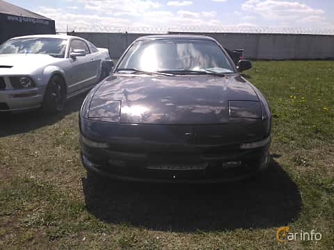 Front  of Ford Probe 2.5 V6 Manual, 163ps, 1993