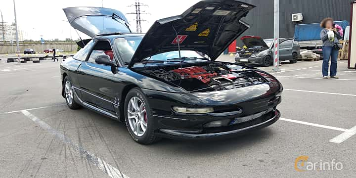 Front/Side  of Ford Probe 2.5 V6 Manual, 163ps, 1993 at Car gathering JDM  2019