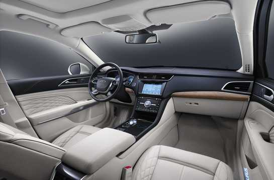 Interior of Ford Taurus EcoBoost 325 2.7 V6 EcoBoost Automatic, 325hp, 2016