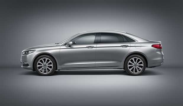 Side  of Ford Taurus EcoBoost 325 2.7 V6 EcoBoost Automatic, 325hp, 2016