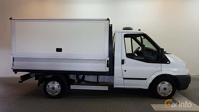 Sida av Ford Transit Chassis Cab 2.2 TDCi Manual, 101ps, 2013