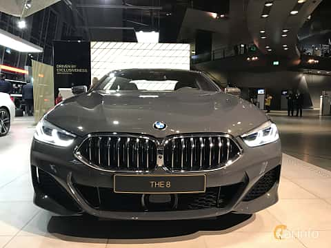 Fram av BMW 840d xDrive  Steptronic, 320ps, 2019